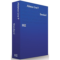 Ableton Live 9 Standard Upgrade from Live Lite (1100-14)