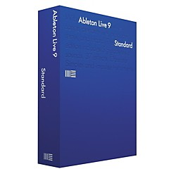 Ableton Live 9 Standard Upgrade from Live Standard 1-8 Software Download (1100-11)