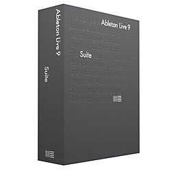 Ableton Live 9 Suite Upgrade from Live 1-8 Standard Software Download (1100-9)