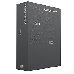 Ableton Live 9 Suite Upgrade from Live 9 Standard (1100-8)