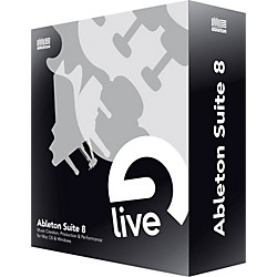 Ableton Suite 8 Education Edition - Full Version (5 Seat Lab Pack) (83652)