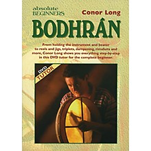 Waltons Absolute Beginners: Bodhrán Waltons Irish Music Dvd Series DVD Written by Conor Long