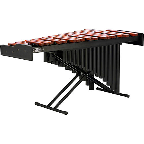 Adams Academy 3.3 Padouk Marimba with Resonators and X-Stand-thumbnail