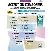 Alfred Accent on Composers Volume 2 Book & CD