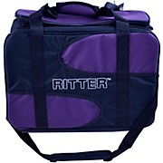 Ritter Accessory RCAC-XL-9/BRB X-Large Bag Black/Raspberry