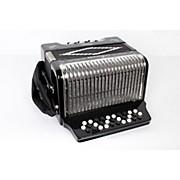 Alacran Accordion AL3112 Black with Case
