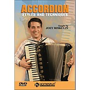 Homespun Accordion Styles And Techniques (DVD)
