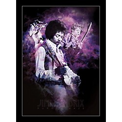 Ace Framing Jimi Hendrix - Purple Haze Smoke 24x36 Poster (PP32165F)