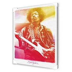 Ace Framing Jimi Hendrix Legendary Framed Artwork (CVA00045)