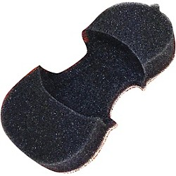 AcoustaGrip Protege Charcoal Shoulder Rest (PC101)
