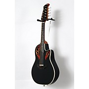 Ovation Acoustic-Electric Cutaway Mandolin with Case