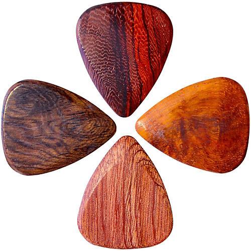 Timber Tones Acoustic Guitar Picks, 4-Pack-thumbnail