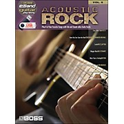 Hal Leonard Acoustic Rock Guitar Play- Along Volume 6 (Boss eBand Custom Book with USB Stick)