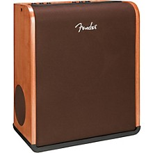 Fender Acoustic SFX 160W Stereo Acoustic Guitar Combo Amplifier with Hand-Rubbed Cinnamon Finish
