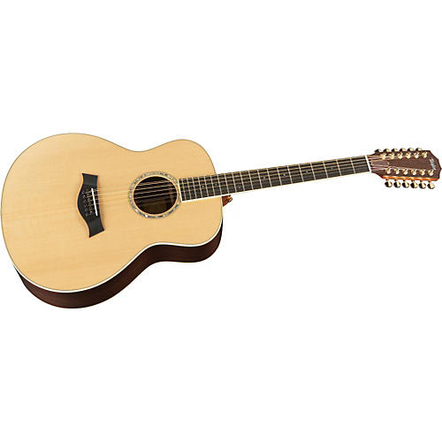 Taylor Acoustic Series GS8-12 Grand Symphony 12-String Acoustic Guitar (2011 Model)-thumbnail