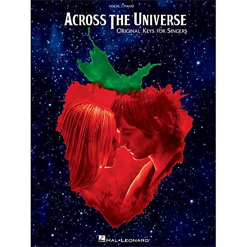 Hal Leonard Across The Universe - Original Keys for Singers (Vocal / Piano)