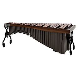 Adams Alpha Series 4.3 Octave Rosewood Marimba with Walnut Rails (MAHA43/9T2)