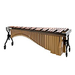 Adams Alpha Series 5.0 Octave Rosewood Marimba with Graphite Rails (MAHA50/9G3)