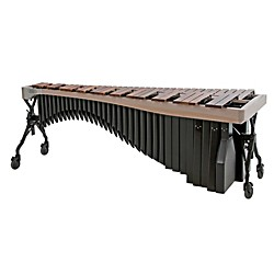 Adams Alpha Series 5.0 Octave Rosewood Marimba with White Wash Rails (MAHA50/9W1)
