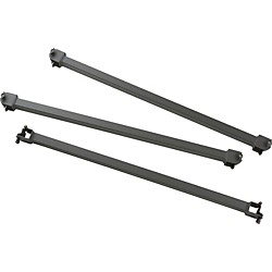 Adams Fixed Crossbars Set of 3 (FFRSB10)