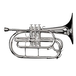 Adams MM1 Series Marching F Mellophone (MM1S)