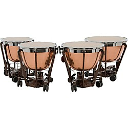 Adams Professional Series Generation II Cambered Copper Timpani, Set of 4 (P2DHSET4)
