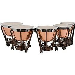 Adams Professional Series Generation II Cambered Copper Timpani, Set of 5 (P2DHSET5)