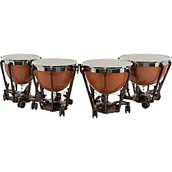 Adams Professional Series Generation II Fiberglass Timpani, Set of 4 (P2FISET4)