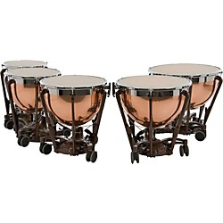 Adams Professional Series Generation II Hammered Copper Timpani, Set of 5 (P2KHSET5)