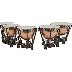 Adams Professional Series Generation II Polished Copper Timpani, Set of 5 (P2KGSET5)