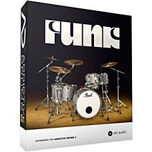 XLN Audio Addictive Drums 2  Funk