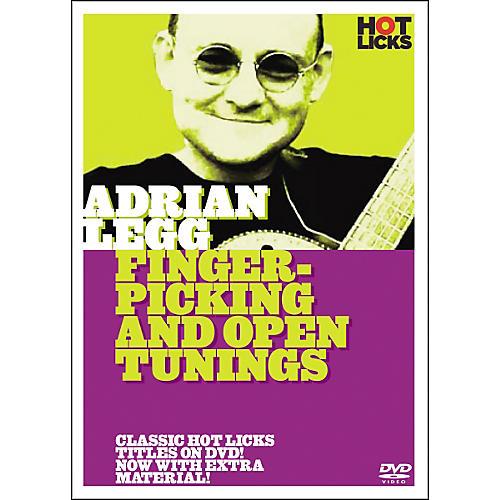 Hot Licks Adrian Legg: Fingerpicking and Open Tunings DVD-thumbnail
