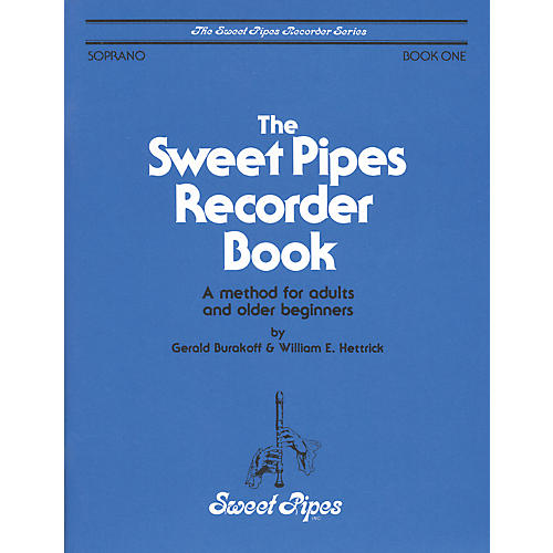 Sweet Pipes Adult Method Book 1 Soprano-thumbnail