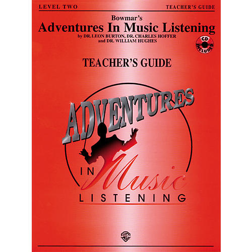 Alfred Adventures In Music Listening Level Two Teacher's Guide/CD-thumbnail
