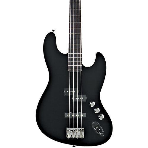 Fender Aerodyne 4-String Jazz Bass Black Rosewood Fretboard