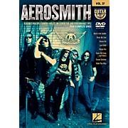 Hal Leonard Aerosmith - Guitar Play-Along DVD Volume 37