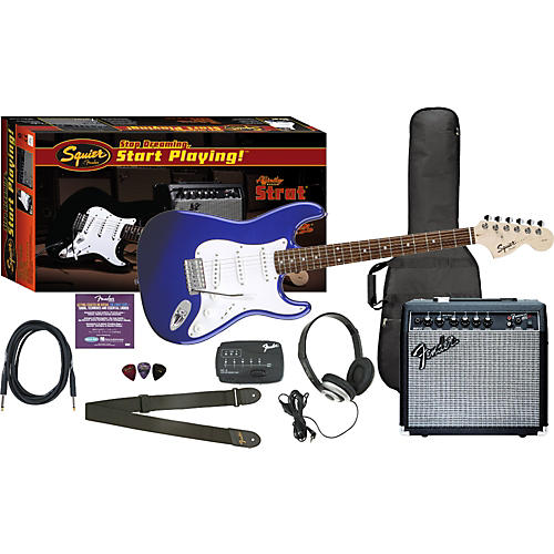 Squier Affinity Special Strat and Frontman 15G Amp Value Pack-thumbnail