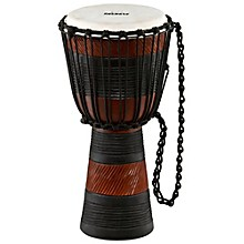 Nino African Style Rope Tuned Djembe Small