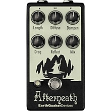 EarthQuaker Devices Afterneath V2 Otherworldly Reverberation Machine