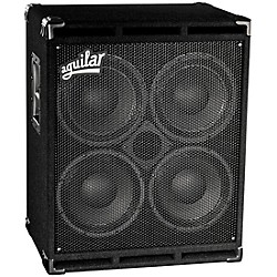 Aguilar GS 410 Bass Cabinet - 4 ohm (GS 410)