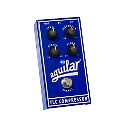 Aguilar TLC Compressor Compression Bass Pedal (510-252)
