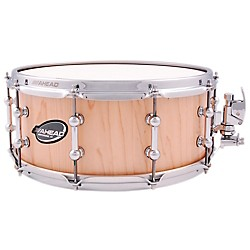 Ahead 1-Ply Maple Stave Snare Drum (ASMS614)