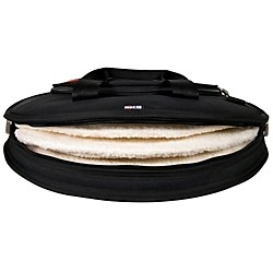 Ahead Armor Deluxe Cymbal Case with Back Pack Straps (AR6023RS)