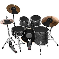Ahead Drum Silencer Pack with Cymbal and Hi-hat Mutes (ADS-STD)