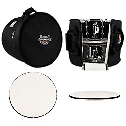 Ahead Multi Snare Case with 2 Stackers (AR3016)