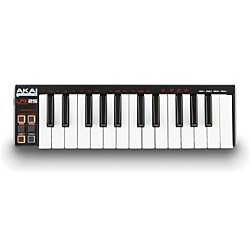 Akai Professional LPK25 Laptop Performance Keyboard (LPK25)