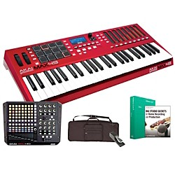 Akai Professional MAX49 and APC40 Controller Package (AKAIMAX49AP40CP)