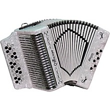 SofiaMari Alacran Accordion with case and straps