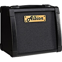 Albion Amplification AG Series AG10 10W Guitar Combo Amp (AG10 BLACK)