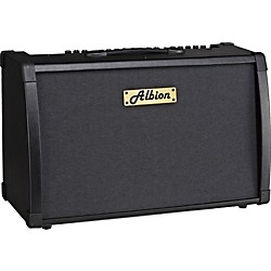 Albion Amplification AG Series AG80DFX 80W Guitar Combo Amp (AG80DFX BLACK)